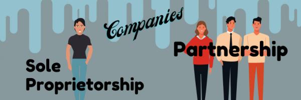Sole Proprietorship vs Partnership | HK Companies