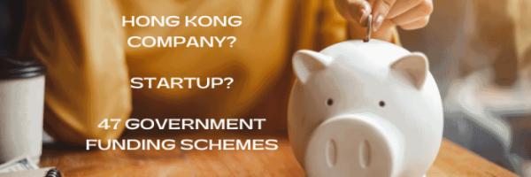 Startup Funding (in Hong Kong)